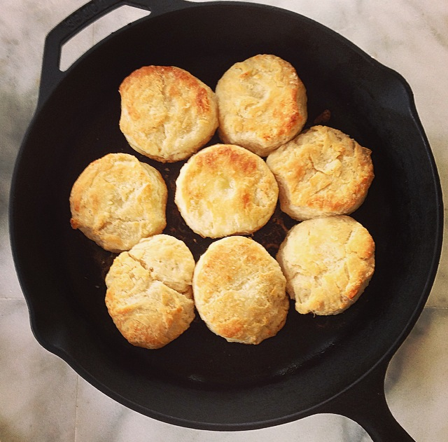 Southern Buttermilk Biscuits And Sausage Gravy  U2013 Meals