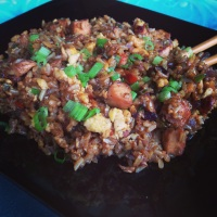 Mel's Chicken Fried Rice…