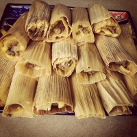 """Mel's Spicy """"Green"""" Pulled Pork Tamales, The Dallas Cowboys and a Doctor Who Marathon…."""