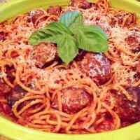 An Italian-American Classic: Spaghetti & Meatballs