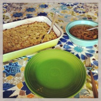 Chicken and Rice Casserole with 3 Homemade Condensed Soups