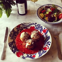 Learning to Cook and Chicken Parmesan Spiedini…..